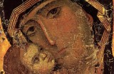 Слово пред иконата на Богородица
