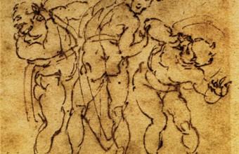 Рисунките на Микеланджело