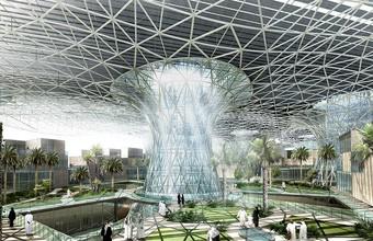 Градът през 2050?