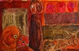 """""""Червено"""" в Националната галерия"""