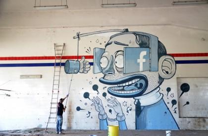 Фейсбук демокрация