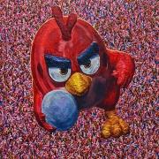 Hidden-Games-V-oil-on-canvas-130x110cm-2017
