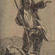 Боримечката, нарисуван от Мърквичка 2