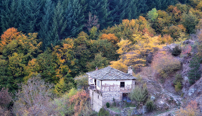 Олег Героргиев, Село Косово