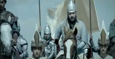 """Битката при Мохач в сериала не отстъпва на битката от филма """"Хенри V"""" на Кенет Брана"""