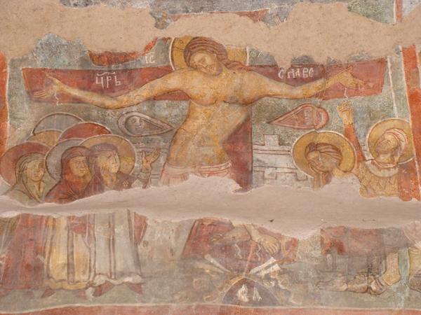Разпятие Христово, Бобошевски манастир, XV в.