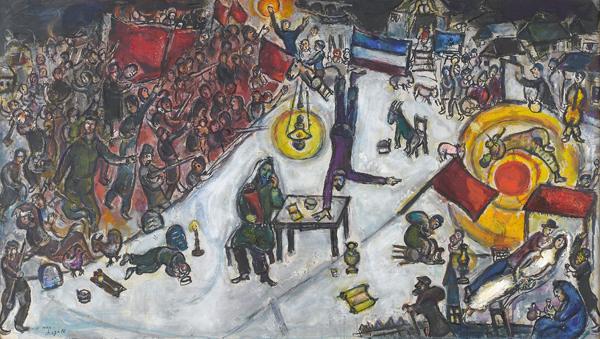 Marc Chagall 19