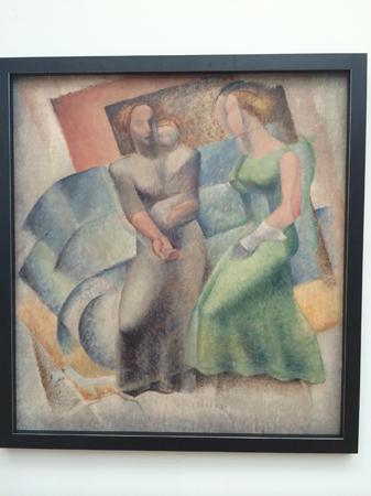 Иван Ненов (1902-1997), България Футуристична композиция 1933