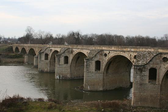Мостът край Бяла, снимка wikipedia