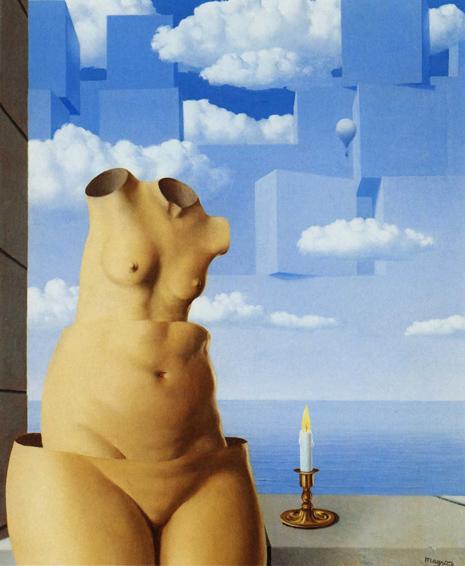 Рене Магрит, Мания за величие, 1948