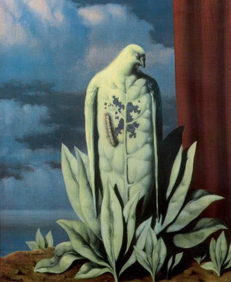 Рене Магрит, Вкусът на сълзите, 1946