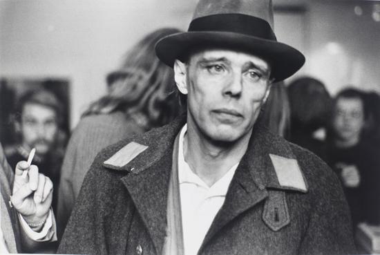 Beuys, ErichPuls/KlausLamberty © zeroonefilm/ StiftungMusemSchloss Moyland