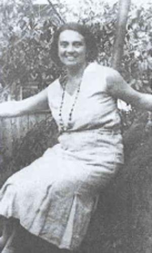 Олга Чавова, София, 1931 г.