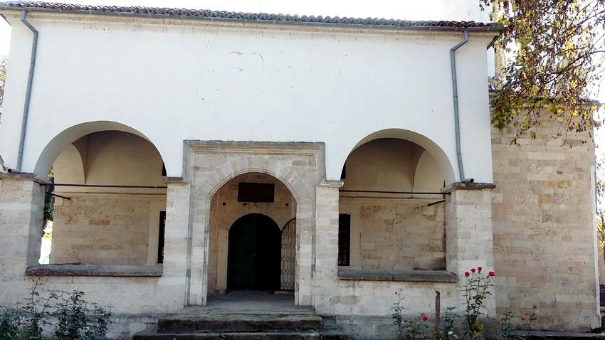 Джамията на Осман Пазвантоглу, Видин