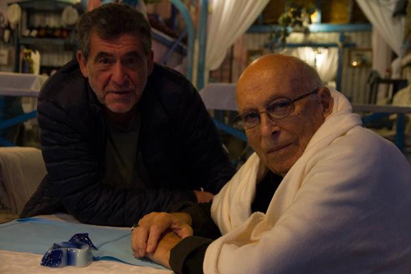 Георги Борисов и Юз Алешковски, Несебър, 3 октомври 2016 г.