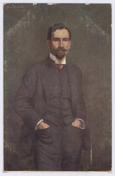 Цено Тодоров, Елин Пелин, 1909 г.