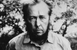 Лицето на Солженицин