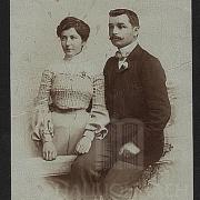 Н.Василиев и съпругата му,09