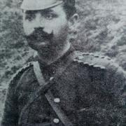 Н.Василиев на фронта, 1913г. 009